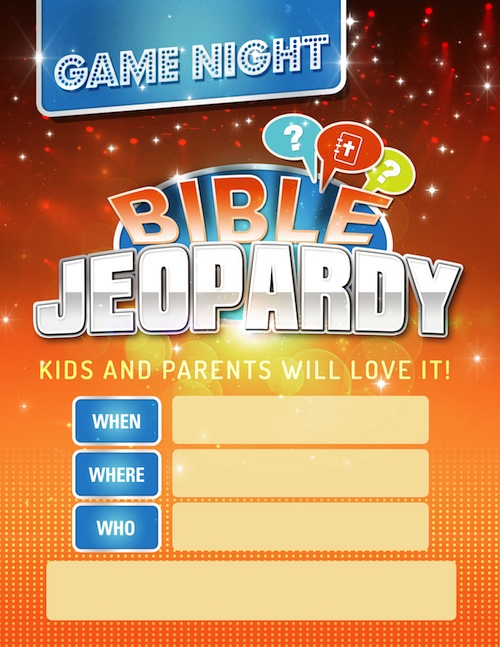 Bible Game Fun