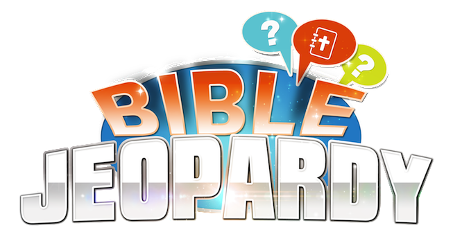 Bible Jeopardy Game