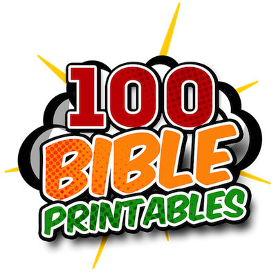 100 Bible Printables Mazes Coloring Sheets Crosswords Word Puzzles