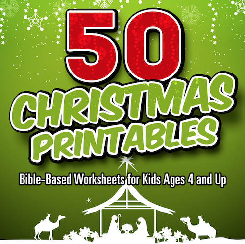 50 christmas printables that teach kids what christmas is truly about ...