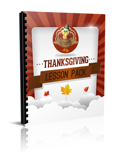 Thanksgiving Lesson Pack