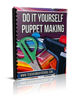 Do it Yourself Puppet Making