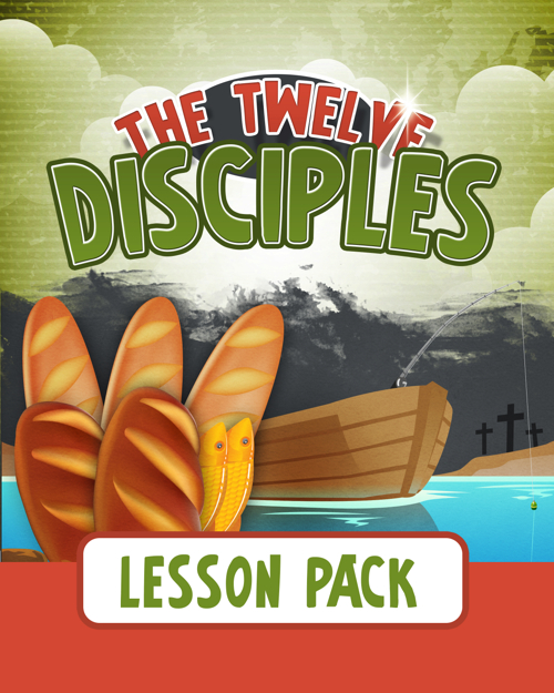12 Disciples Lesson Pack